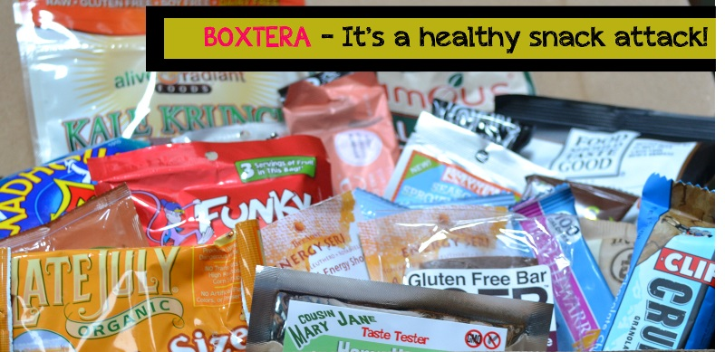 Boxtera strives to unite healthy snackers by delivering all-natural snacks right to your doorstep.Here's my review of one of their monthly subscription boxes. You can find links and additional details in my subscription box directory.