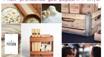 Pipcorn is Delicious Mini Popcorn that is all antural, gluten free, Non-GMO, Vegan and whole grain.