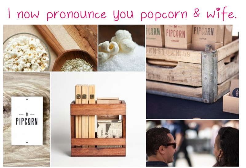 Pipcorn is Delicious Mini Popcorn that is all antural, gluten free, Non-GMO, Vegan and whole grain.