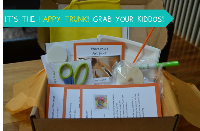 The Happy Trunk provides DIY Project Kits and Monthly boxes for kids and teens. Here's my review of one of their monthly subscription boxes. You can find links and additional details in my subscription box directory.