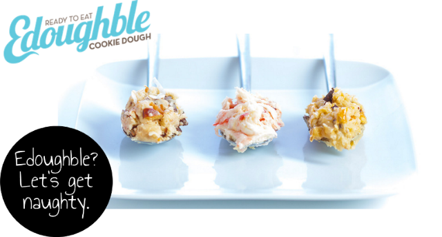Edoughble creates cookie dough that is safe to eat. Here's an overview of why they are awesome.