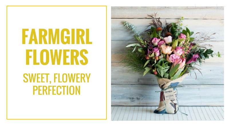 FARMGIRL FLOWERS GOT ME LIKE…