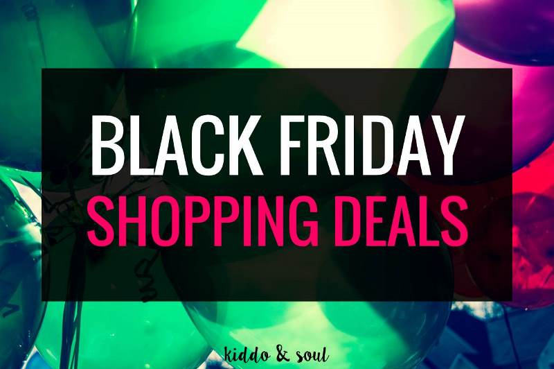 I've got tons of Black Friday sales, coupons and deals. Check them out here!