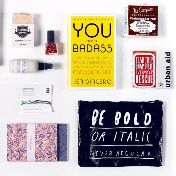 Here's 5 subscription box gift ideas for your lady friends!