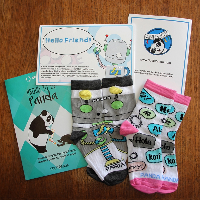 Check out these awesome deals from Sock Panda!