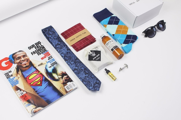 Here's 5 subscription box gift ideas for guys!