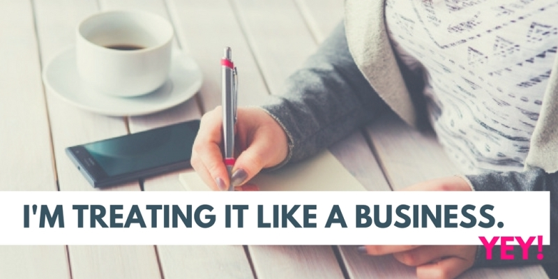 Follow my blog series to learn how to make money blogging from scratch.