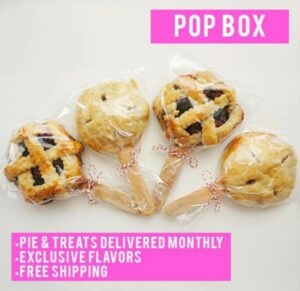 These Pie Pops are absolutely adorable. Must eat them!