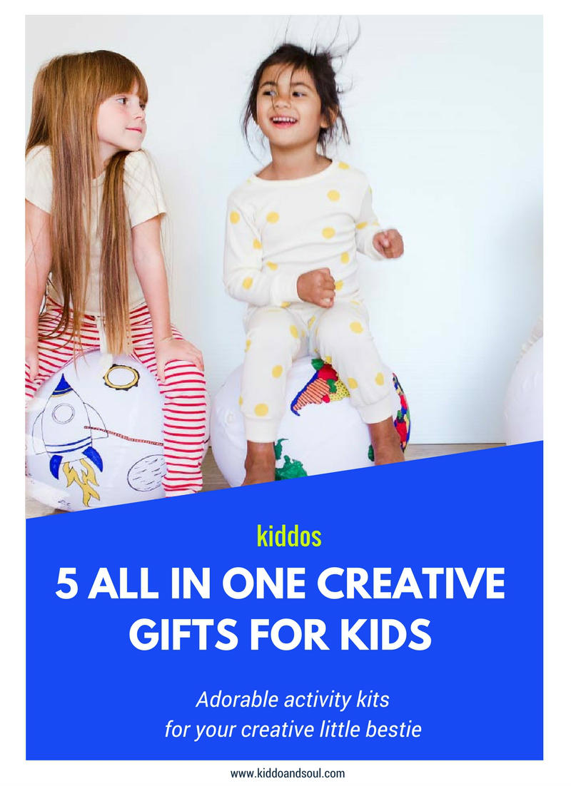 I love Seedling! Check out these awesome creative gifts for the kiddos!