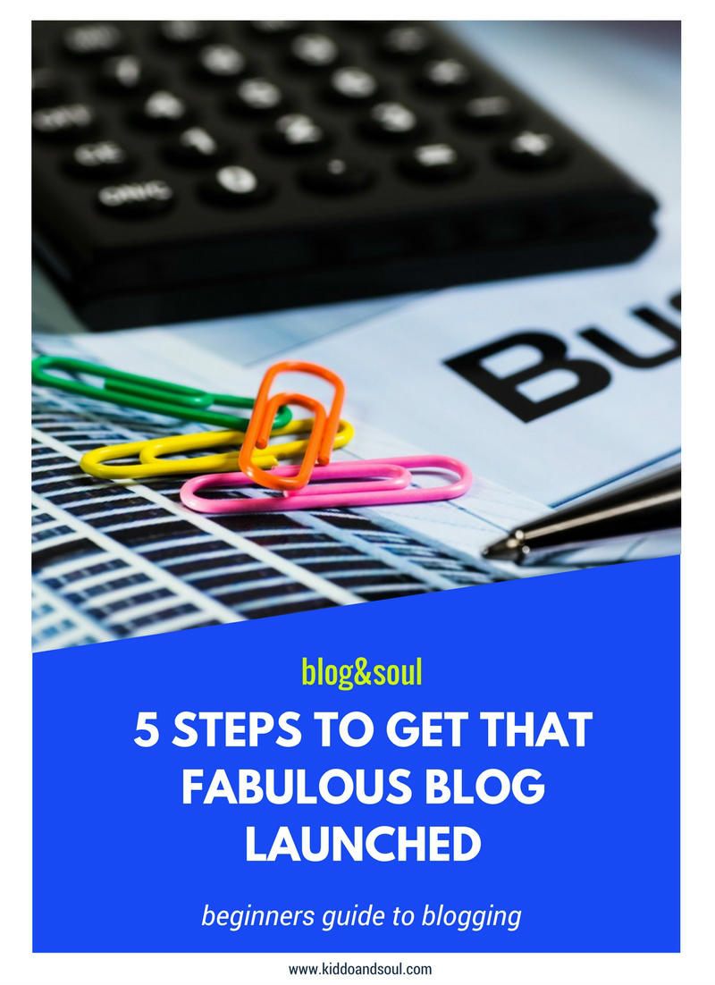 If you're just starting out, this beginners guide to blogging is your new bestie.