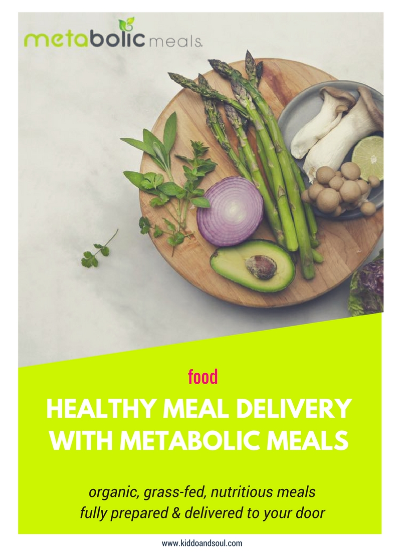 HEALTHY MEAL DELIVERY WITH METABOLIC MEALS