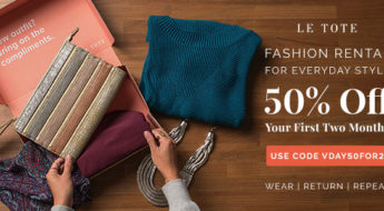 Check out this awesome deal from Le Tote!