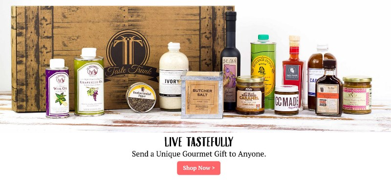 Check out these awesome Valentines Deals from Taste Trunk!