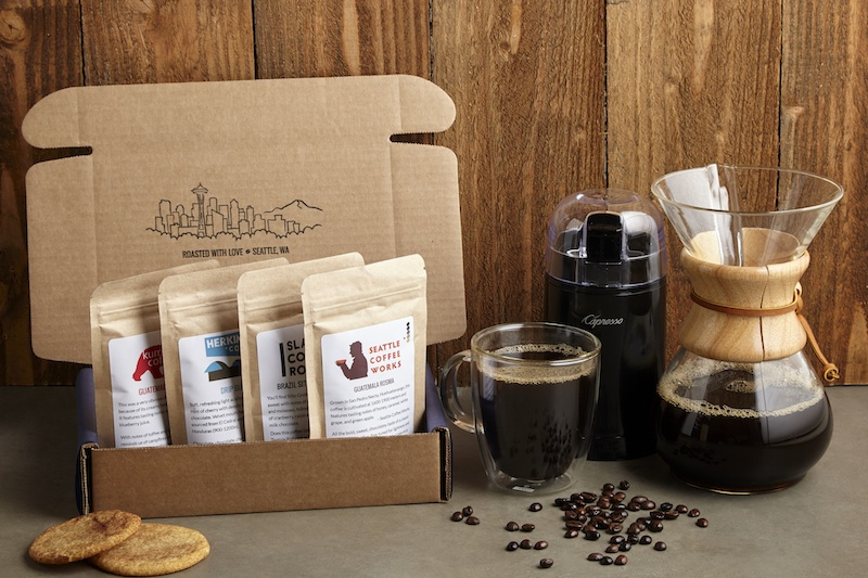 Here's a coupon code to get $10 off your Bean Box subscription (and a chance to enter to win free coffee!)