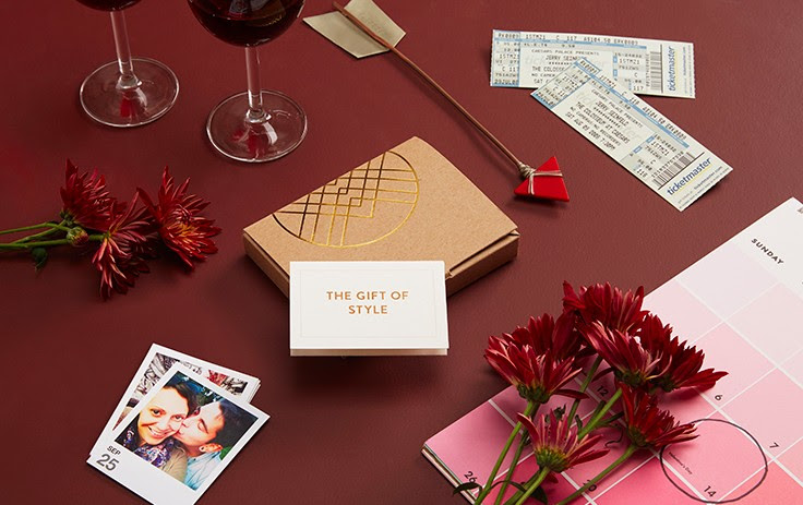 Celebrate Valentines Day with a Stitch Fix Gift Card (and personal shopper!)!