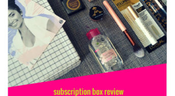 Check out my review of the Winter Beautycon Box!