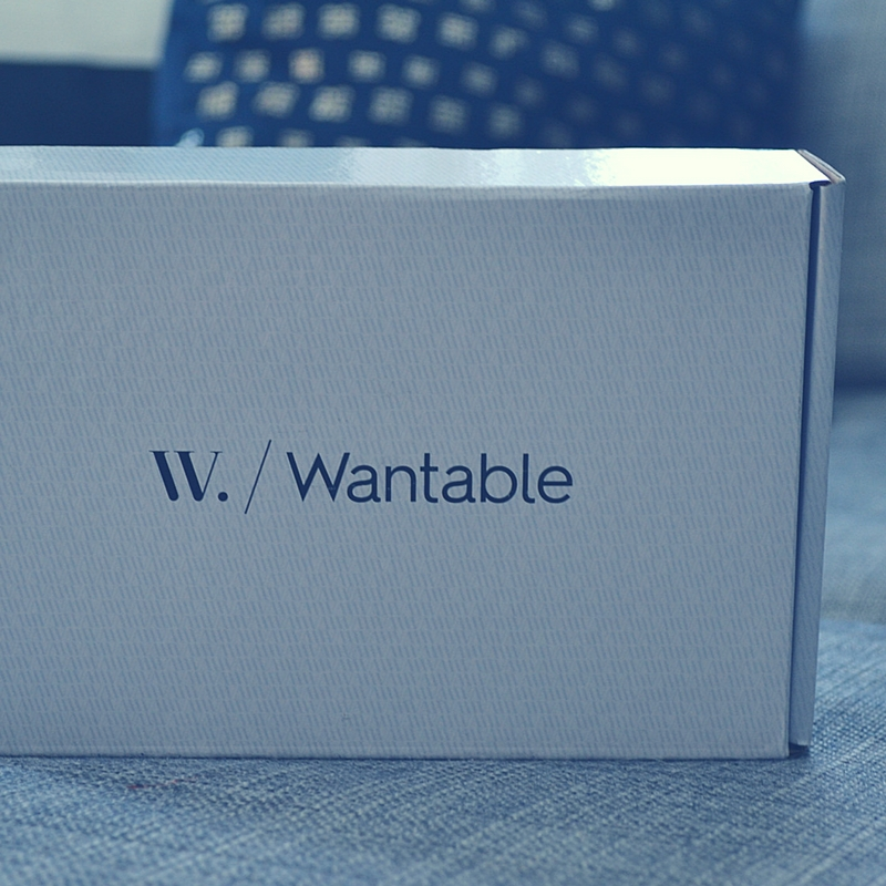 Check out my review of the March Wantable Makeup Box!