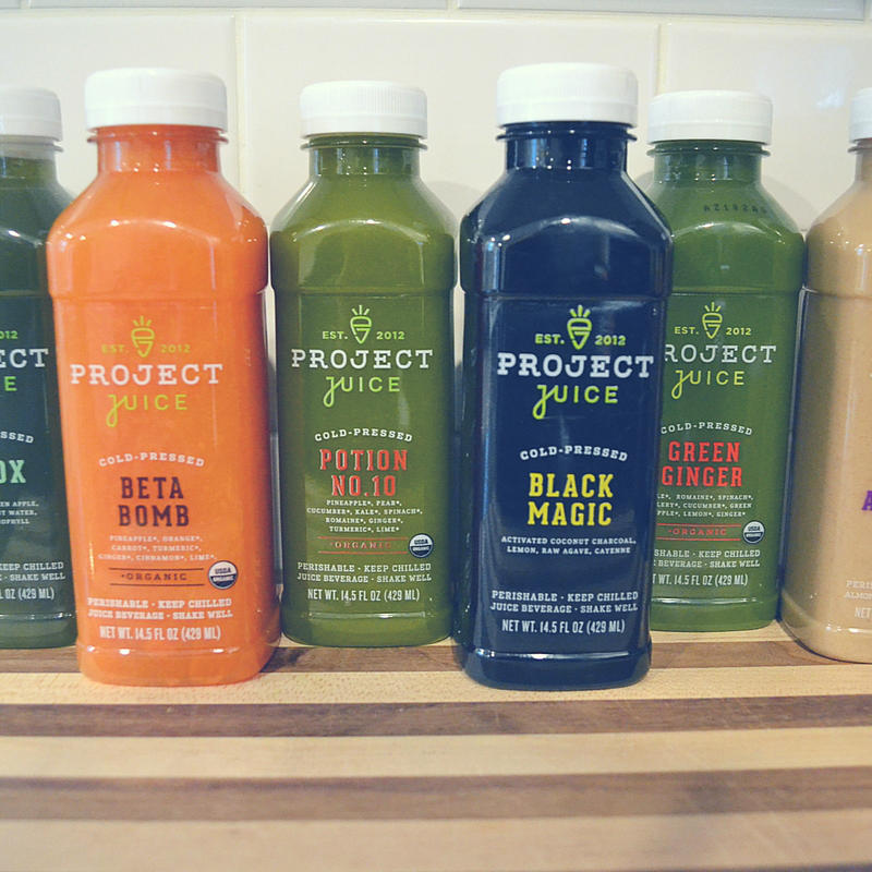 Check out my review of Project Juice & try your own detox cleanse!