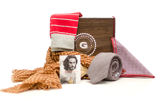 Here's the March Gentleman's Box theme reveal (plus a coupon!)