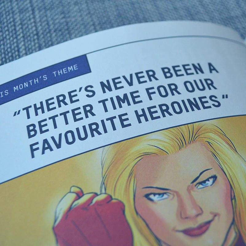 Check out my Zbox Super Heroine geek box review!