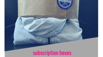 I've got an awesome men's clothing subscription on the blog. Meet Trendy Butler!