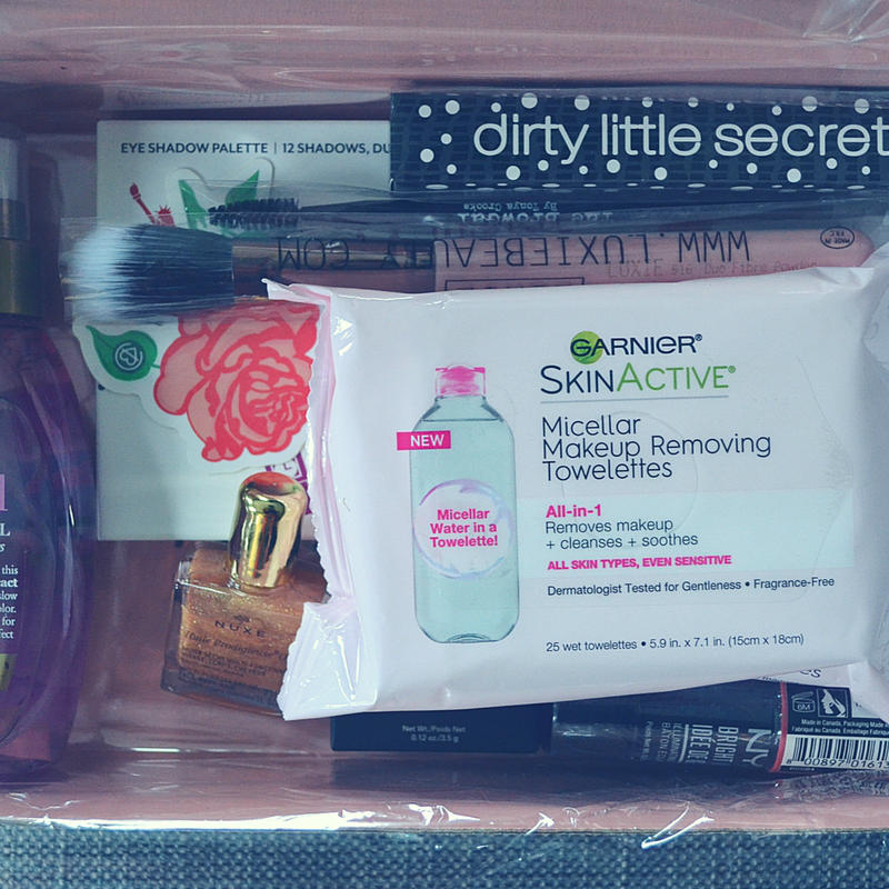 Another awesome beauty box review on the blog with Beautycon Spring!