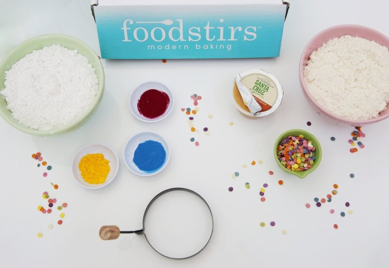Foodstirs baking kits are magical!