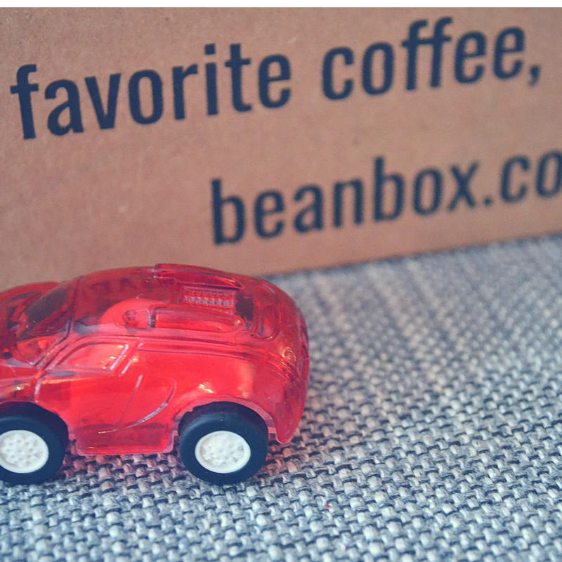I'm reviewing the amazing Bean Box coffee subscription on the blog!