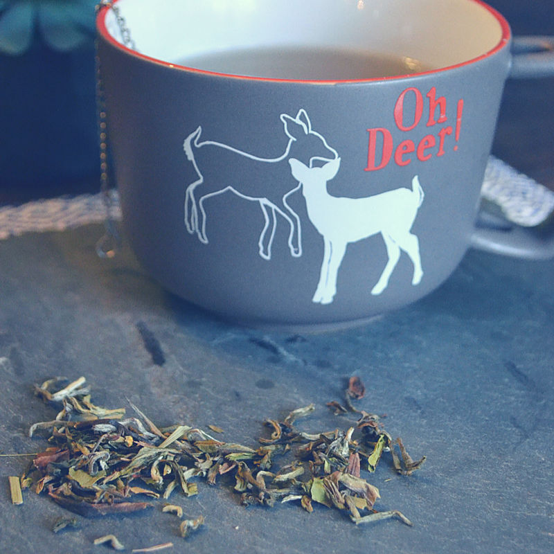 I'm reviewing the fabulous Teabox and their delicious loose leaf tea!