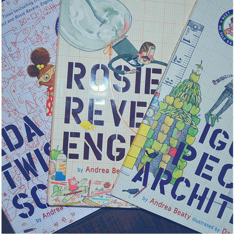 We're sharing 7 kids books we can't live without today on the blog!