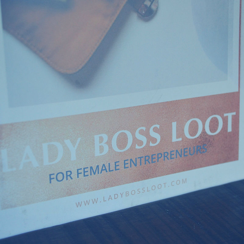 Ready for some Lady Boss Loot? This box is fabulous. Here's what I got in the box.