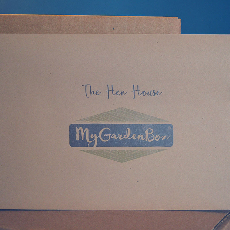 We had so much fun putting together our My Garden Box delivery! Check out our chicks & hens!