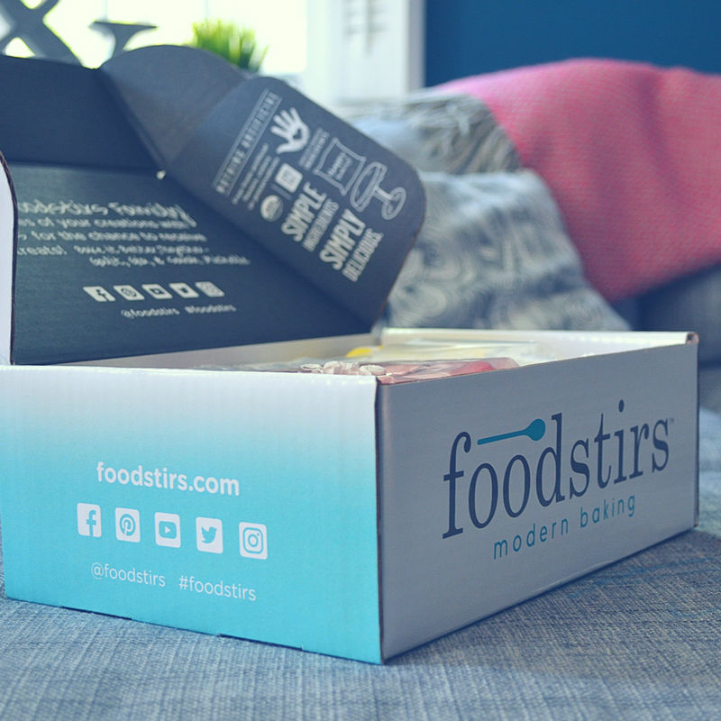 Our third Foodstirs Baking Kit Review is on the blog today!