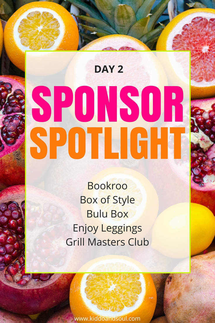 If you're following along, it's day 2 of the huge subscription box giveaway and I'm featuring 5 of the awesome sponsors.