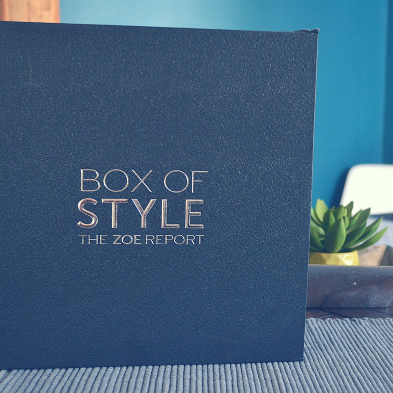 I've got the Summer Box of Style on the blog and I'm reviewing it in selfie mode. Check it out and grab $10 off!
