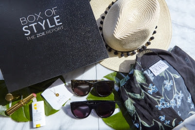 The Summer Box of Style is shipping! Full Spoilers right here.