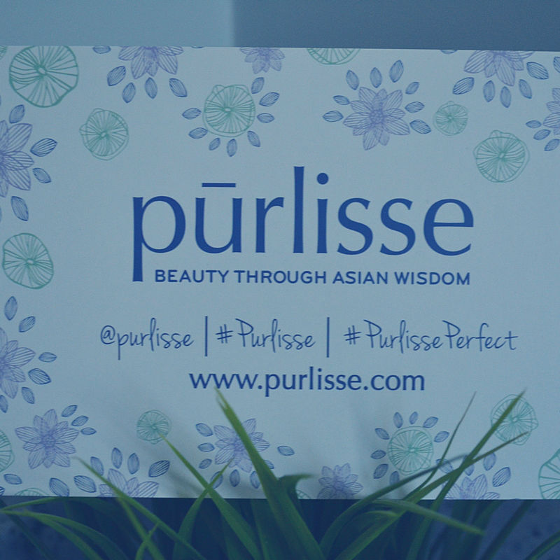 When it comes to skincare I need something extremely light and chemical free. Meet Purlisse