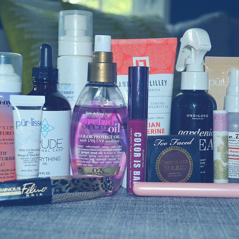 MY TOP 20 SUMMER BEAUTY PRODUCTS