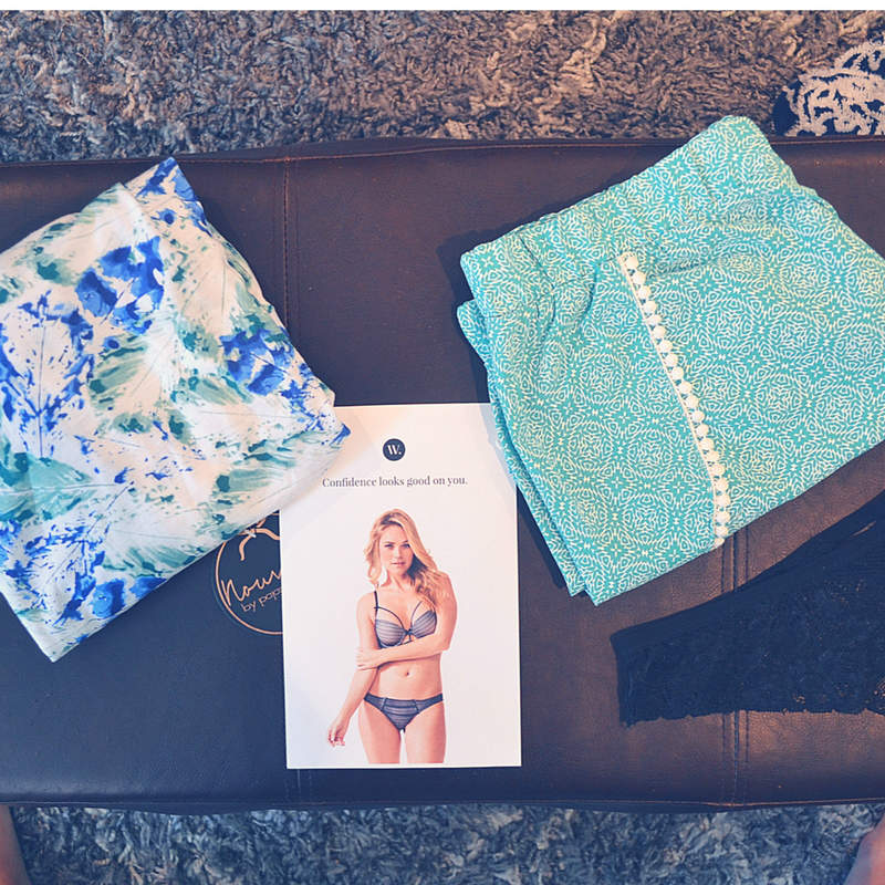 Wantable has an awesome intimates collection - and I'm sharing my first box on the blog!