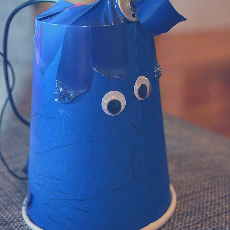 If you're looking for fun STEAM projects to do with your kiddo, check out Kithub!