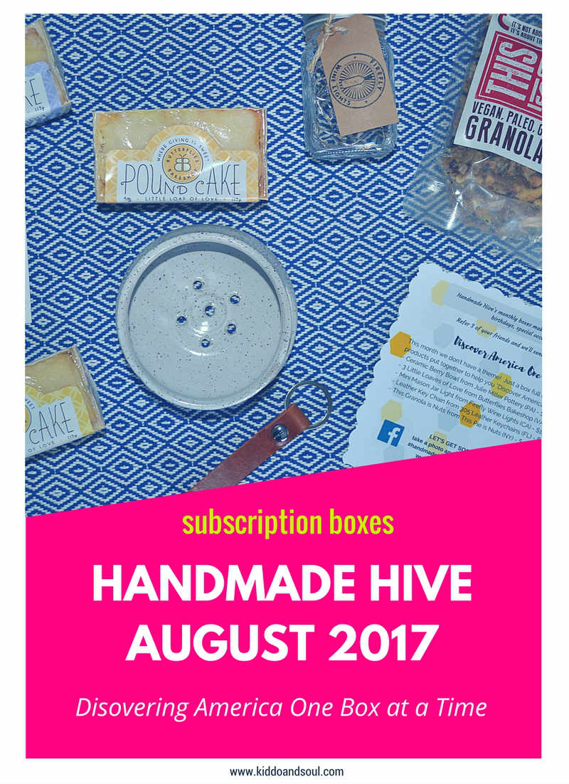 Handmade Hive on the blog, disovering artisan awesome from across the USA!