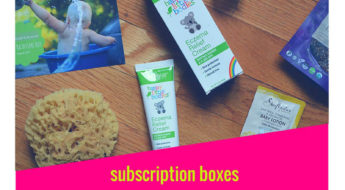 Eco-friendly products from Ecocentric Mom!
