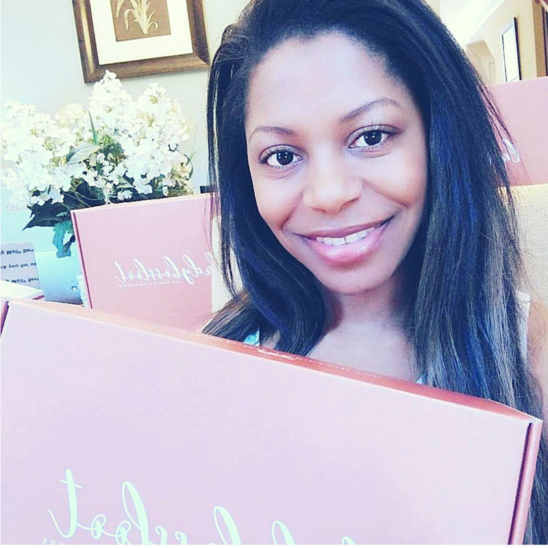 I've got Lady Boss Loot on the blog again and this time I'm interviewing the founder!