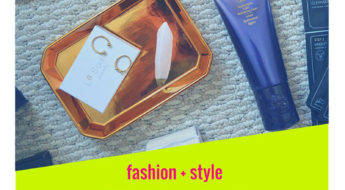 I've got the Fall Box of Style on the blog and I'm LOVING IT.