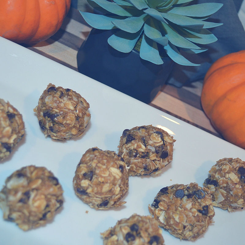 I'm OB-sessed with Raw Protein Balls! Here's three recipe versions I make on the regular!