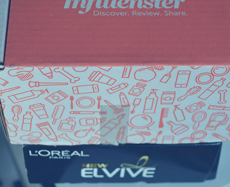 Here's what I'm trying from Influenster this month!