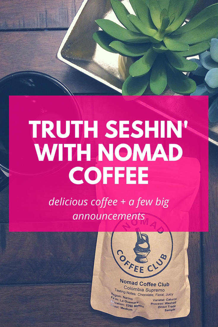 Here's our thoughts on Nomad Coffee Club!
