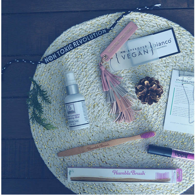 Vegan goodies and other cruelty free lovlies from Love Goodly on the blog today!