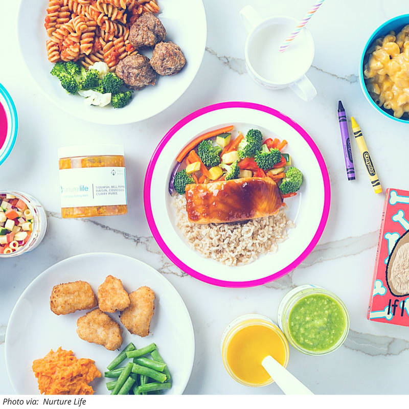 If you're looking for meal delivery service for your kiddos, we've found a few for ya.