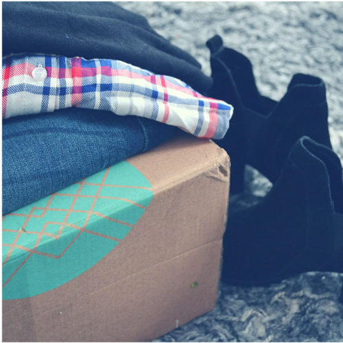 Check out my latest fix from Stitch Fix!